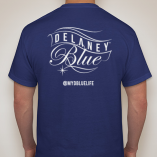 Delaney Blue       T-shirt